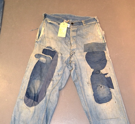 amsterdam denim days denham jeans long john expo blue jason denham 2015 westergas terrein 1930 vintage rare  (2)