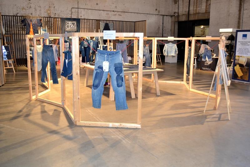 amsterdam denim days long john blog denham jason expo curated by wouter munnichs jeans denim workwear evis evisu levi's boro japan event gloves indigo pepe jeans minor big e (11)