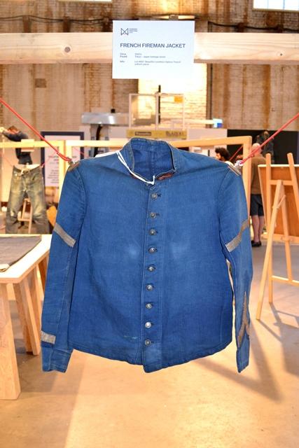amsterdam denim days long john blog denham jason expo curated by wouter munnichs jeans denim workwear evis evisu levi's boro japan event gloves indigo pepe jeans minor big e (28)