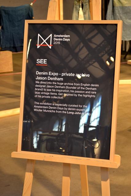 amsterdam denim days long john blog denham jason expo curated by wouter munnichs jeans denim workwear evis evisu levi's boro japan event gloves indigo pepe jeans minor big e (36)