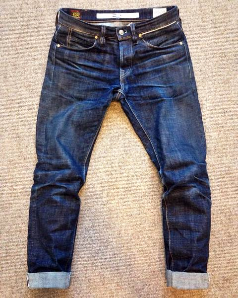 benzak denim developers bdd long john blog indigo blue raw rigid unwashed selvage selvedge 5 pocket spijkerbroek japan amsterdam redline worn-out lennaert nijgh  (4)