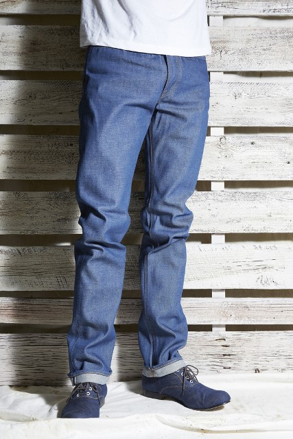big john japan long john blog denim jeans regular straight selvage selvedge blue indigo rigid raw unwashed  (1)