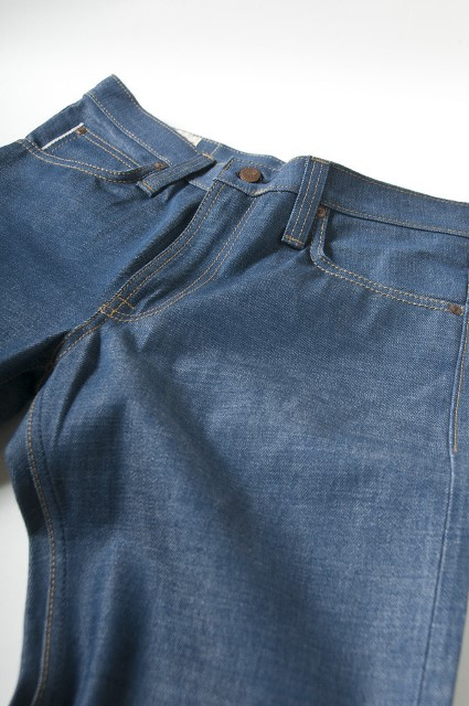 big john japan long john blog denim jeans regular straight selvage selvedge blue indigo rigid raw unwashed  (2)