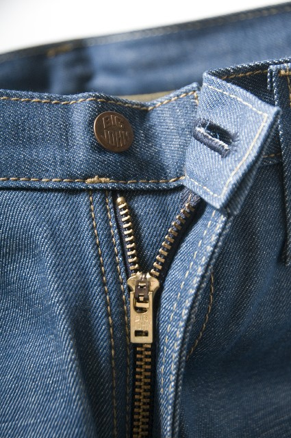 big john japan long john blog denim jeans regular straight selvage selvedge blue indigo rigid raw unwashed  (4)