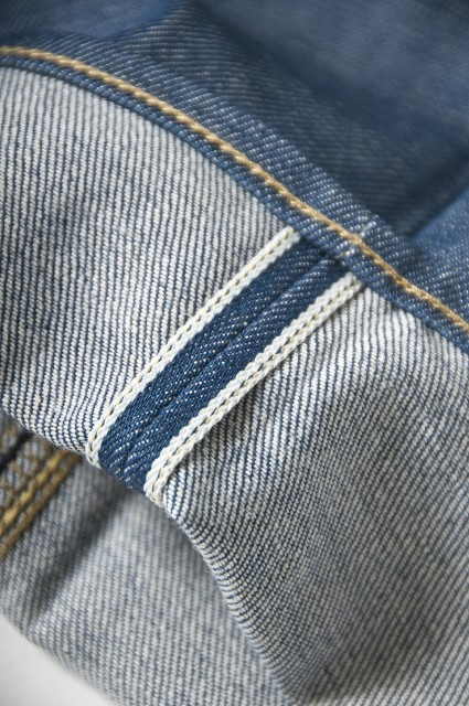 big john japan long john blog denim jeans regular straight selvage selvedge blue indigo rigid raw unwashed  (5)