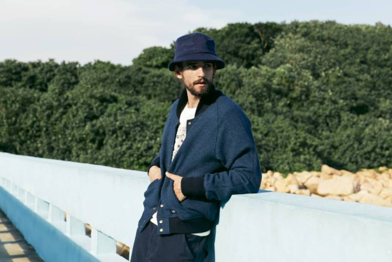 bleu de paname clothing france long john blog indigo blue jeans denim shirts shirt tshirt winter autumn fall 2015 paris parijs lookbook collection (7)
