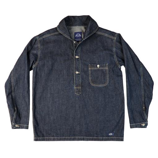 bleu de paname clothing paris france long john blog workwear denim jeans blue indigo stuff gear work jacket shirts vest navy bodywarmer  (3)
