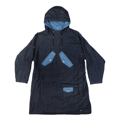 bleu de paname clothing paris france long john blog workwear denim jeans blue indigo stuff gear work jacket shirts vest navy bodywarmer  (5)