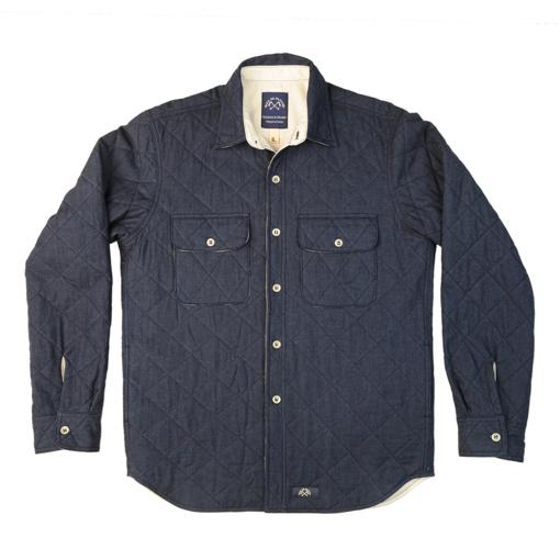 bleu de paname clothing paris france long john blog workwear denim jeans blue indigo stuff gear work jacket shirts vest navy bodywarmer  (6)