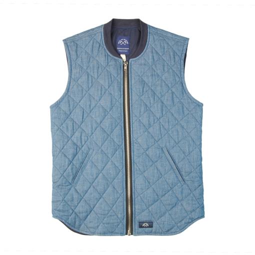 bleu de paname clothing paris france long john blog workwear denim jeans blue indigo stuff gear work jacket shirts vest navy bodywarmer  (7)