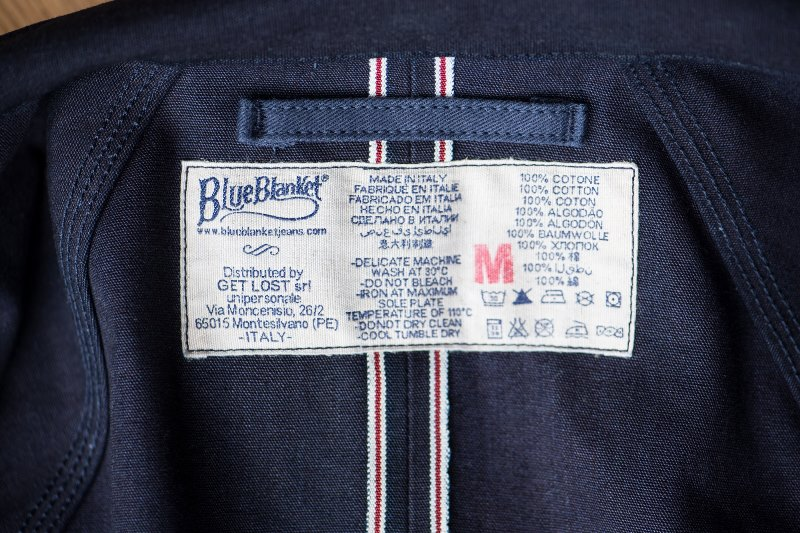 blue blanket jeans denim antonio di battista longjohn long john collection italy japan selvage selvedge jacket jack jeans indigo 2017 spring summer (12)