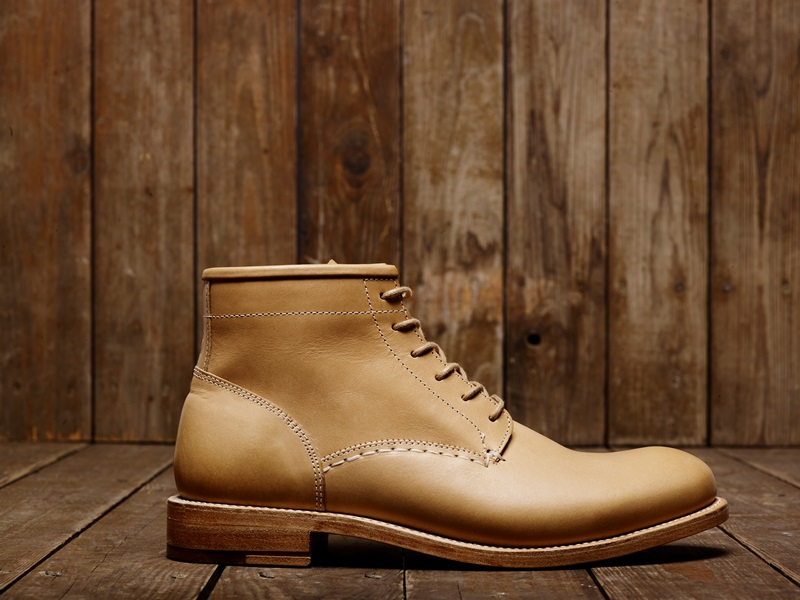 butts and shoulders boots long john denim blog footwear goodyear welted leather natural vegetable tanned worn 2016 portugal handmade authentic ageing (3)