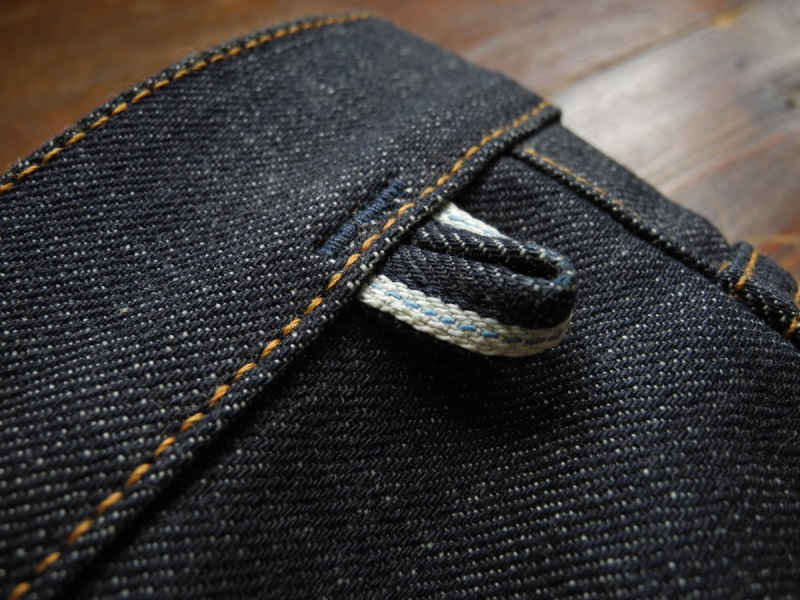 companion denim jeans long john blog authentic blue indigo selvage selvedge redline unwashed blue rigid raw spijkerbroek tailormade handmade custom made (6)