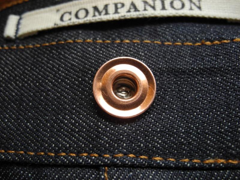 companion denim jeans long john blog authentic blue indigo selvage selvedge redline unwashed blue rigid raw spijkerbroek tailormade handmade custom made (8)