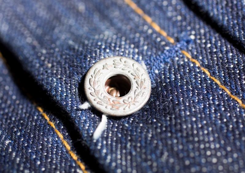 deadstock resurrection robert trucket jacket long john blog peter denim jeans selvage suger cane fabric holland handmade indigo blue blauw jas 2015 collection  (3)