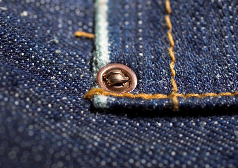 deadstock resurrection robert trucket jacket long john blog peter denim jeans selvage suger cane fabric holland handmade indigo blue blauw jas 2015 collection  (4)