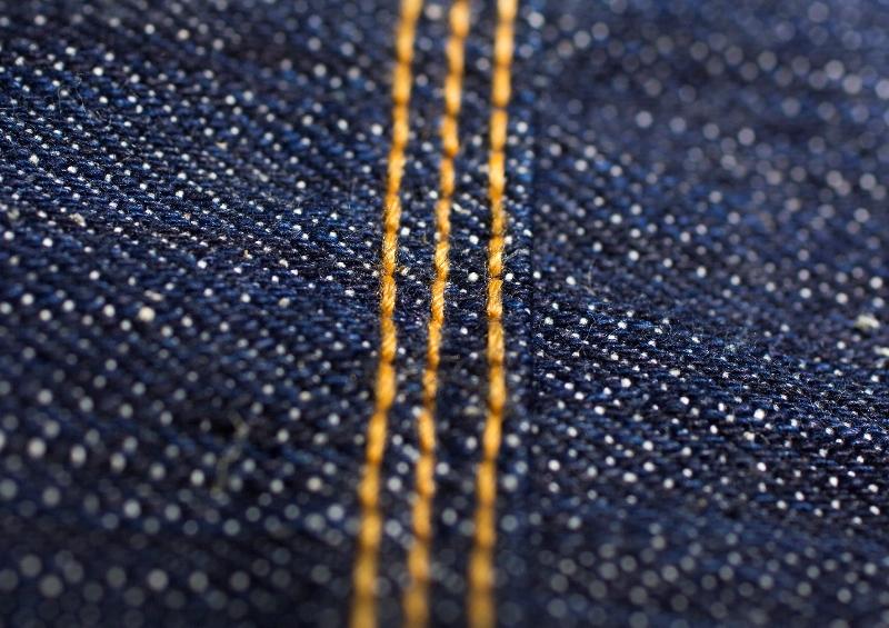 deadstock resurrection robert trucket jacket long john blog peter denim jeans selvage suger cane fabric holland handmade indigo blue blauw jas 2015 collection  (5)