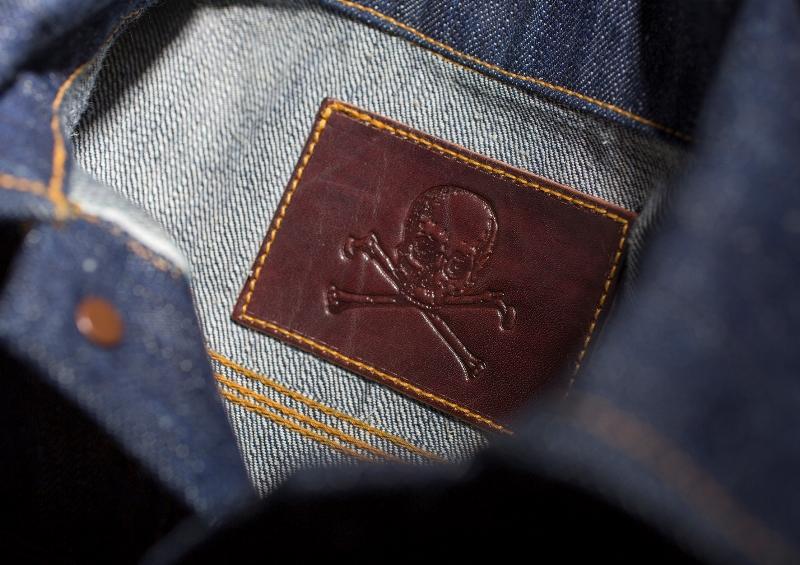 deadstock resurrection robert trucket jacket long john blog peter denim jeans selvage suger cane fabric holland handmade indigo blue blauw jas 2015 collection  (8)