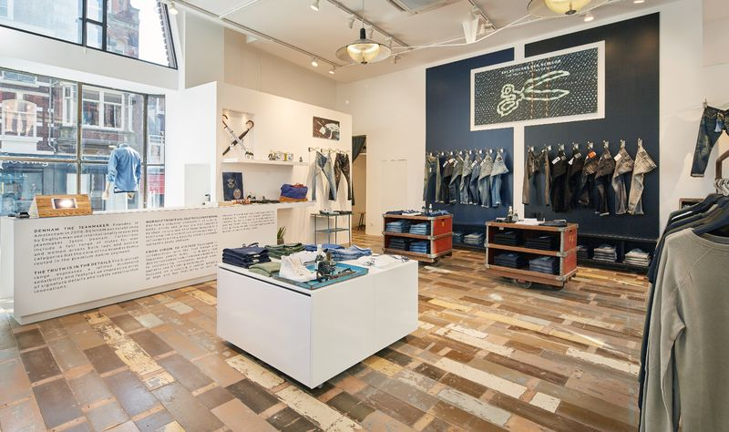denham store jason denham long john blog winkel retail denim jeans utrecht holland 2016 new nieuw blue indigo (3)