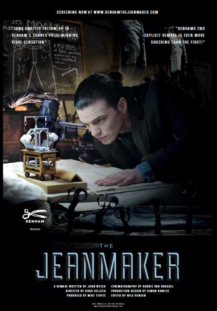 denham the jeanmaker movie long john blog denim jeans amsterdam jason denham selvage selvedge raw rigid unwashed redline 5 pocket 2015