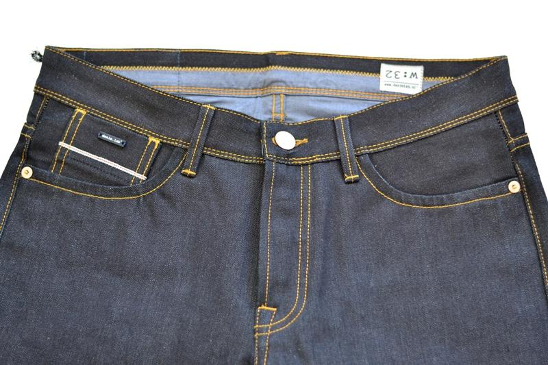 denim.lab denim lab long john blog sander van de vecht jeans denim blue blauw holland 5 pocket canvas bag totebag rigid raw unwashed selvage  (10)