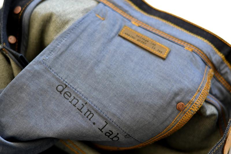 denim.lab denim lab long john blog sander van de vecht jeans denim blue blauw holland 5 pocket canvas bag totebag rigid raw unwashed selvage  (11)