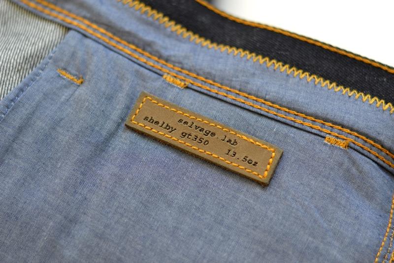 denim.lab denim lab long john blog sander van de vecht jeans denim blue blauw holland 5 pocket canvas bag totebag rigid raw unwashed selvage  (12)