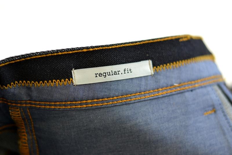 denim.lab denim lab long john blog sander van de vecht jeans denim blue blauw holland 5 pocket canvas bag totebag rigid raw unwashed selvage  (13)