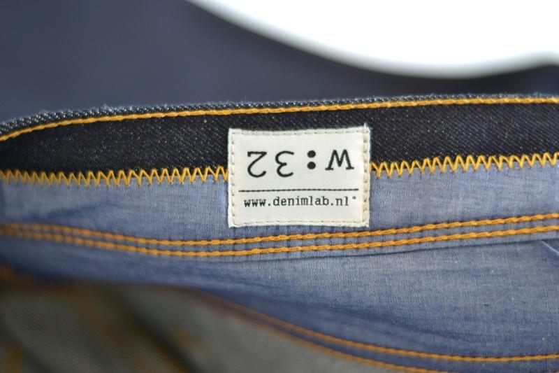 denim.lab denim lab long john blog sander van de vecht jeans denim blue blauw holland 5 pocket canvas bag totebag rigid raw unwashed selvage  (14)