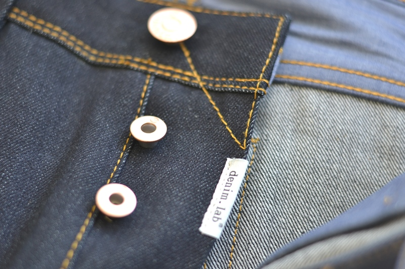 denim.lab denim lab long john blog sander van de vecht jeans denim blue blauw holland 5 pocket canvas bag totebag rigid raw unwashed selvage  (15)