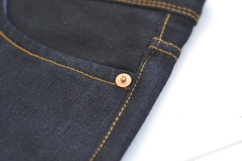 denim.lab denim lab long john blog sander van de vecht jeans denim blue blauw holland 5 pocket canvas bag totebag rigid raw unwashed selvage  (17)