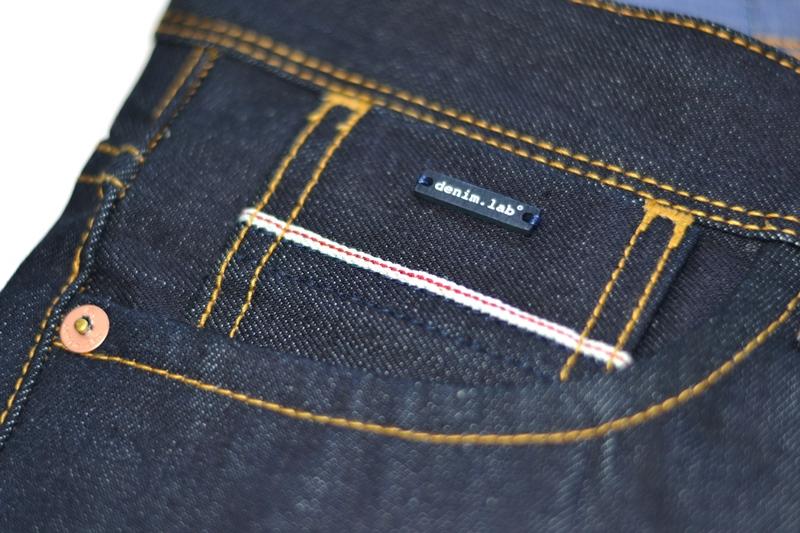denim.lab denim lab long john blog sander van de vecht jeans denim blue blauw holland 5 pocket canvas bag totebag rigid raw unwashed selvage  (9)
