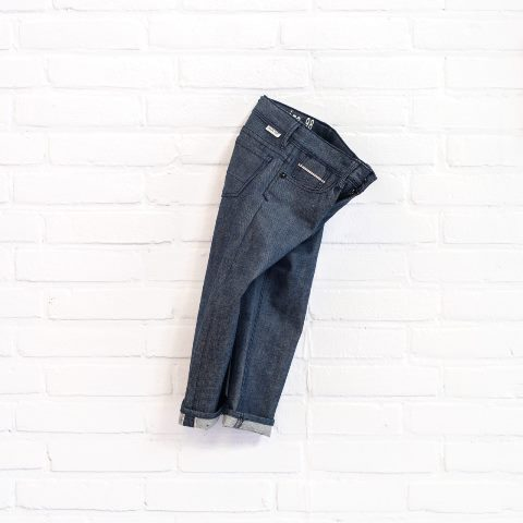 denimlab kids jeans denim long john blog selvage denim selvedge rigid stretch rigid unwashed dark blue (9)
