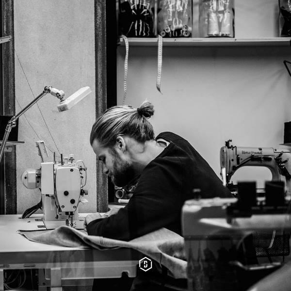 denoism rotterdam store retail long john blog denim jeans men mannen winkel holland netherlands blue indigo coffee koffie custom jeans hand made 2015 niek logger cafe  (11)