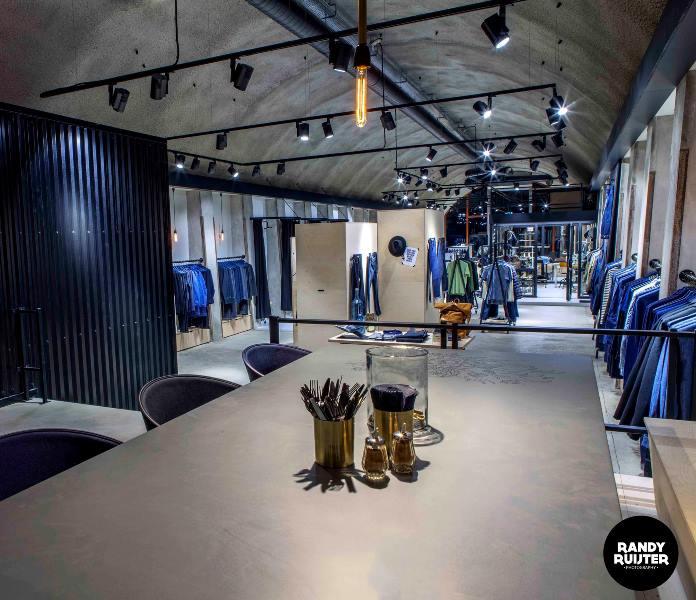 denoism store rotterdam longjohnblog retail shop winkel denim jeans clothing menswear herenkleding blauw niek logger denimhead denimheads denimlife denimstyle merken brands (12)