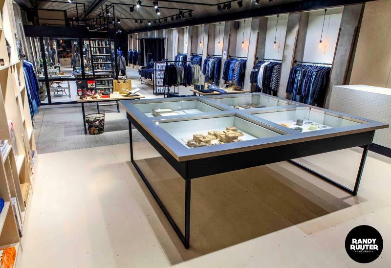 denoism store rotterdam longjohnblog retail shop winkel denim jeans clothing menswear herenkleding blauw niek logger denimhead denimheads denimlife denimstyle merken brands (9)