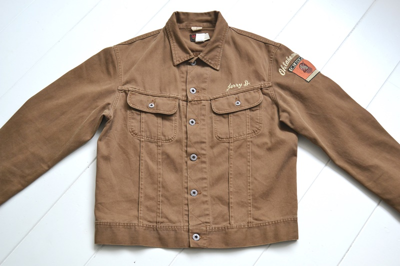 diesel-old-glory-long-john-blog-jacket-diesel-only-the-brave-1992-1993-vintage-old-authentic-italy-brown-lee-jeans-rider-emrboidery-patch-collectors-items-2