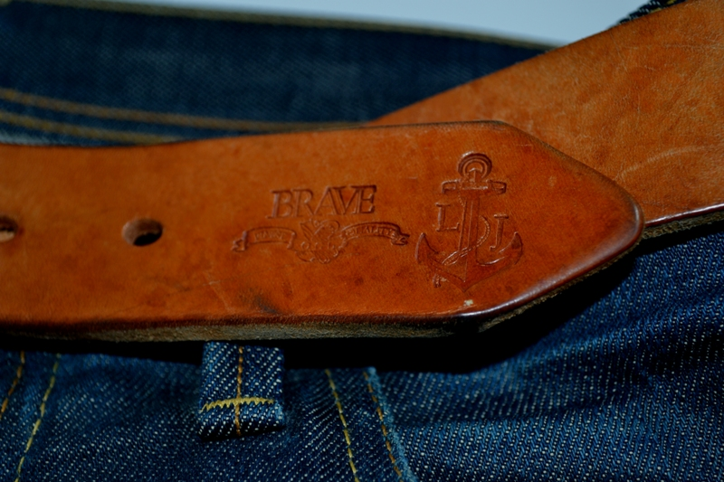 eat dust jeans denim clothing long john blog antwerp belgium rob harmsen keith hioco bikers fit 73 selvage selvedge blue japan fabric worn-out projects faded blue raw authantic (6)