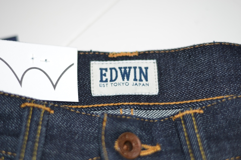 edwin jeans 1947 long john blog denim blue rigid raw unwased ed-55 red listed selvage 14oz japan made (10)