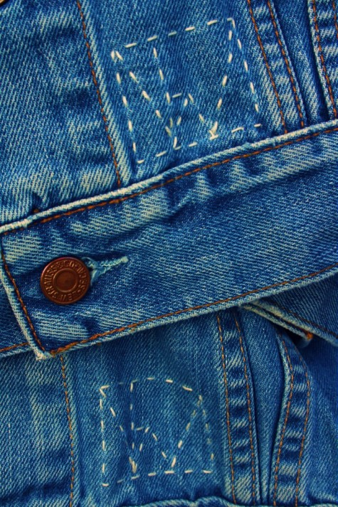 facing west amsterdam lizzie kroeze long john blog blue sashiko japan stiching authentic raw fisherman farmers repair fabric jeans denim rigid handmade patch work limited edition original (10)
