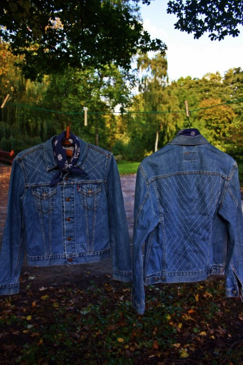 facing west amsterdam lizzie kroeze long john blog blue sashiko japan stiching authentic raw fisherman farmers repair fabric jeans denim rigid handmade patch work limited edition original (11)