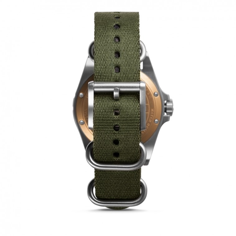 filson the dutch harbor watch long john longjohnblog horloge klok outdoor army military denim watch brand usa (2)