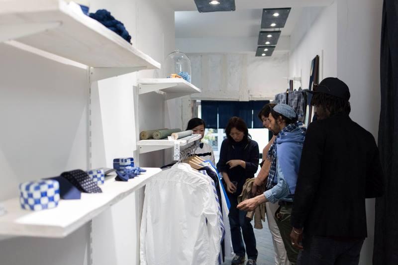 japan blue store paris parijs long john blog katsu manabe momotaro japan collect mill brands brand monostore jeans denim spijkerbroek (10)