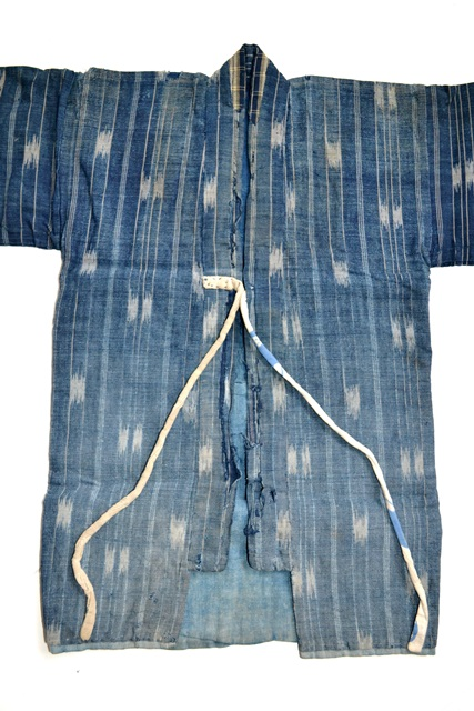 japan kimono longjohnblog long john blue indigo vintage authentic traditional naturalindigo handmade craftsmanship 1930 (4)