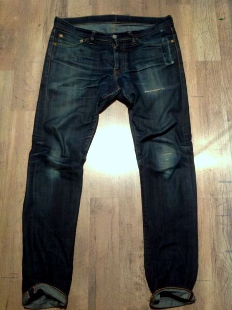 jeremy lieshout den haag levi's jeans denim 501 blue long john blog best of levi's jeans usa 510 selvedge 2 made of blue raw worn-out projects rigid selvage indigo jacob davis levi strauss amsterdam holland(10)