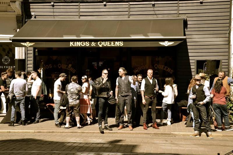 kings and queens kings & queens antwerp store shop belgium long john blog jeans denim boots eat dust red wing butts and shoulders bikers biker 2016 (7)