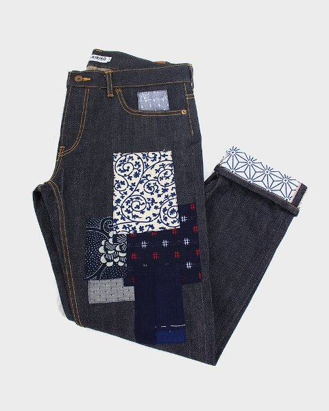 kiriko-handmade-hand-made-selvage-selvedge-jeans-denim-long-john-blog-blue-indigo-boro-sashiko-japan-women-pants-customized-4