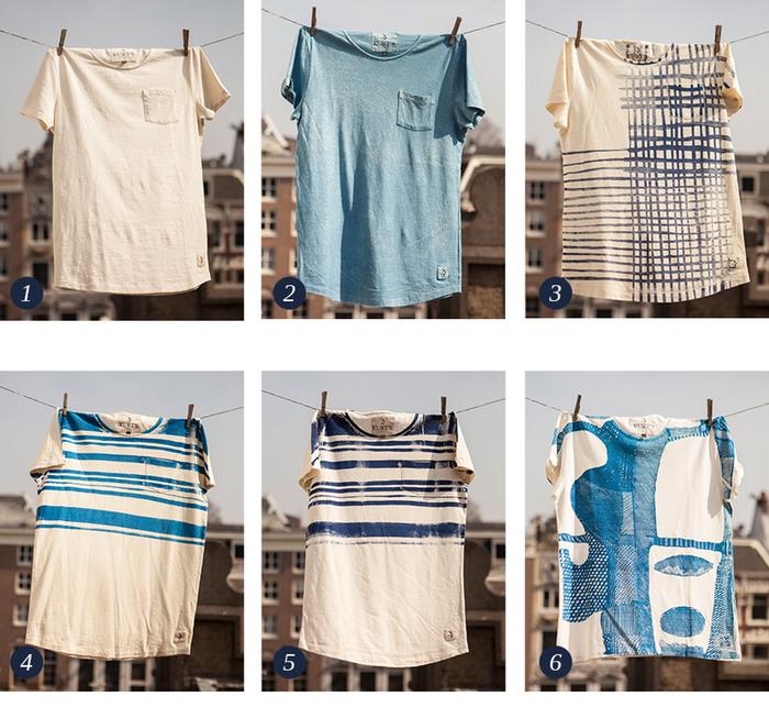 kurt kurt's amsterdam long john sebastian sebastiaan gerittsen hemp tshirts shirts t-shirts print printed indigo blue blauw handmade portugal made silk screen limited edition kickstarter 2015 (13)