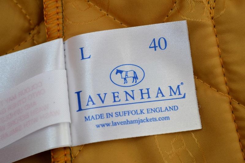 lavenham raydons men jacket long john blog uk england horses authentic original mensjacket heren jas paarden gents green aw15 winter 2015 (12)