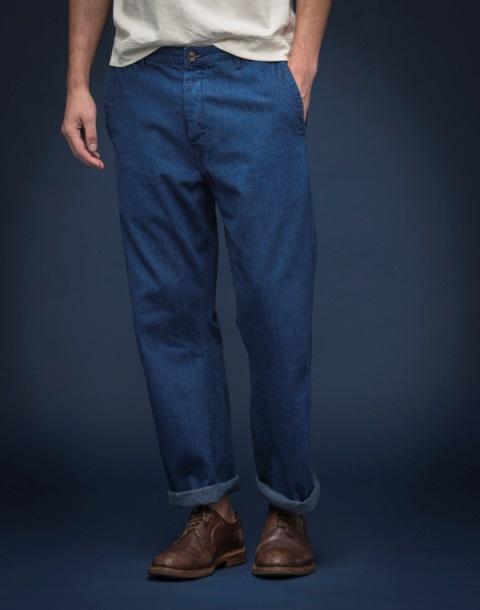 lee 101 jeans denim long john blog worker chino blue summer spring 2016 indigo dyed japan fabric leejeans (1)